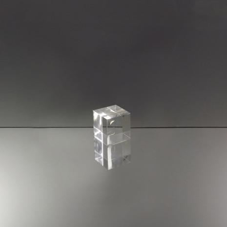Helder Acrylaat blokken 40x40x40 mm
