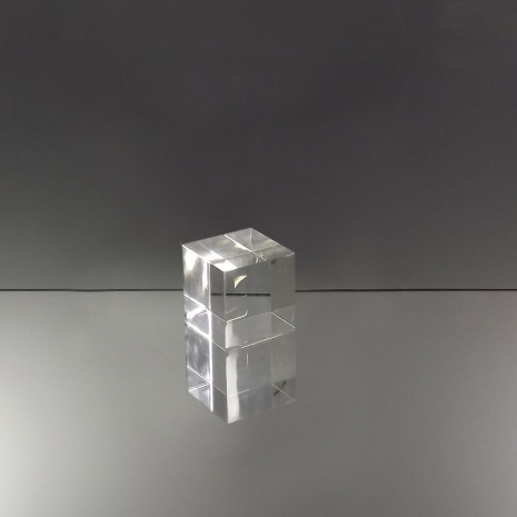 Acrylaat blok 50x50x50