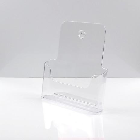 Folderhouder A4 transparant