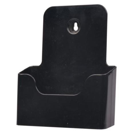 Folderhouder A5 Zwart